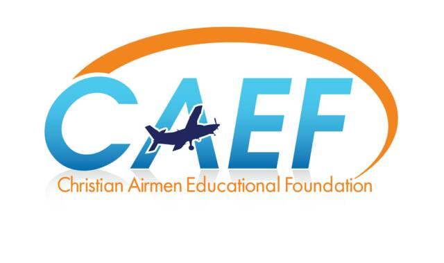 Christian Airmen Educational Foundation Logo